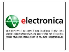 2018德国慕尼黑国际电子元器件、材料及生产设备展览会