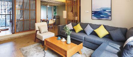 天翔园--长短租公寓智能管理系统