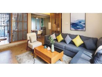 天翔園--長短租公寓智能管理系統
