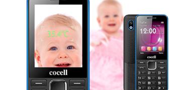 西人马联合迪拜手机厂商Cocell推出具有测温功能的智能手机