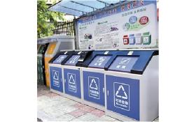智慧垃圾分类管理解决方案