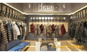 意大利时尚品牌基于隐形RFID服装管理系统应用