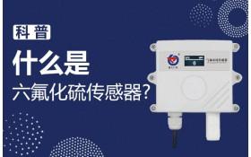 【科普】什么是六氟化硫(SF6)传感器?